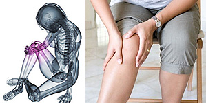 Лечение различных патологий крупных суставов (коленные тазобедренные локтевые плечевые).